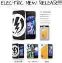 【スノーアクセ】ELECTRIC(エレクトリック)I-PHONE4 CASE(アイフォン4専用ケース)【608】