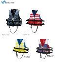 【釣り】高階救命器具 BLUESTORM ライフジャケット 小児用 BSJ-210Y【110】