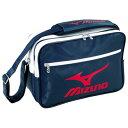 【スポーツバッグ】MIZUNO(ミズノ)エナメルバッグ(M)33JS601114【350】