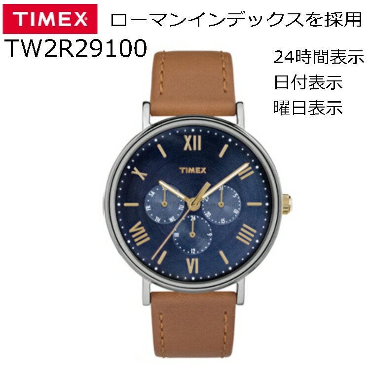 【腕時計】TIMEX サウスビューマルチタン TW2R29100【142】 【送料無料※北海道沖縄離島除く】【シンプルで汎用性の高さが特徴】