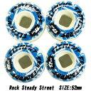 【スケートウィール】ELEMENT(エレメント)Rock Steady Street(4個1セット)AH027-300【350】