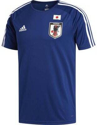 【サッカーウエア】ADIDAS(アディダス)2018 ジュニア日本代表 ホームレプリカTシャツ DTQ74【350】