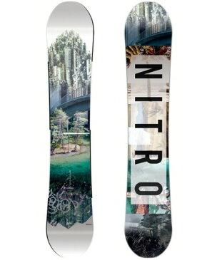 【スノーボード】NITRO(ナイトロ)TEAM EXPOSURE コラボモデル【350】