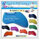 ☆ブルーティーゴルフ BLUE TEE GOLF California ストレッチ素材 アイアン用【窓付きタイプ】 ヘッドカバー【単品販売】オーバーサイズ対応
