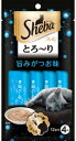 【マースジャパン】シーバ とろ〜り メルティ 旨みがつお味 12gx4本x48個(ケース販売)