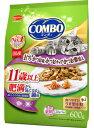 【日本ペット】コンボ キャット 肥満が気になる猫用 11歳以上 600g