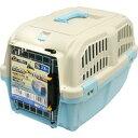 激安特売中【ドギーマンハヤシ】イタリア製ハードキャリー DOGGY EXPRESS Sサイズ ブルー