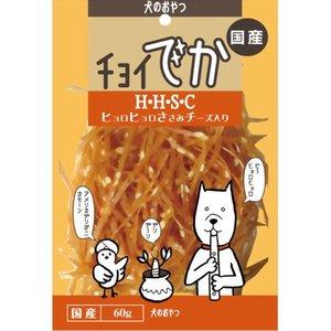 【わんわん】チョイでか ヒョロヒョロささみチーズ...の商品画像