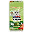 【ユニチャーム】1週間消臭・抗菌デオトイレ 取りかえ専用 消臭シート 10枚