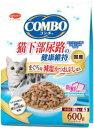 激安特売中【日本ペット】コンボ キャット 猫下部尿路の健康維持 600g