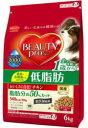 【日本ペット】ビューティープロ ドッグ 低脂肪 1歳から 6kg