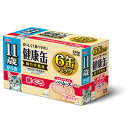 【アイシア】11歳からの健康缶 しっとりムース まぐろ 40gx6P