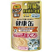 【アイシア】11歳ころから シニア猫用健康缶パウチ エイジングケア 40g