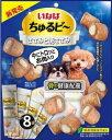 【いなばペット】ちゅるビ〜 ささみと焼ささみ 骨の健康配慮 10gx8袋x16個(ケース販売)