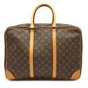 【バッグ】LOUIS VUITTON ルイ ヴィトン モノグラム シリウス45 ボストンバッグ ビジネスバッグ トラベルバッグ 旅行カバン M41408 【中古】