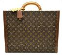 【バッグ】LOUIS VUITTON ルイ ヴィトン モノグラム プレジデント スーツケース ビジネスバッグ 旅行カバン トラベルバッグ M53012【中古】【k】【Blumin 楽天市場店】