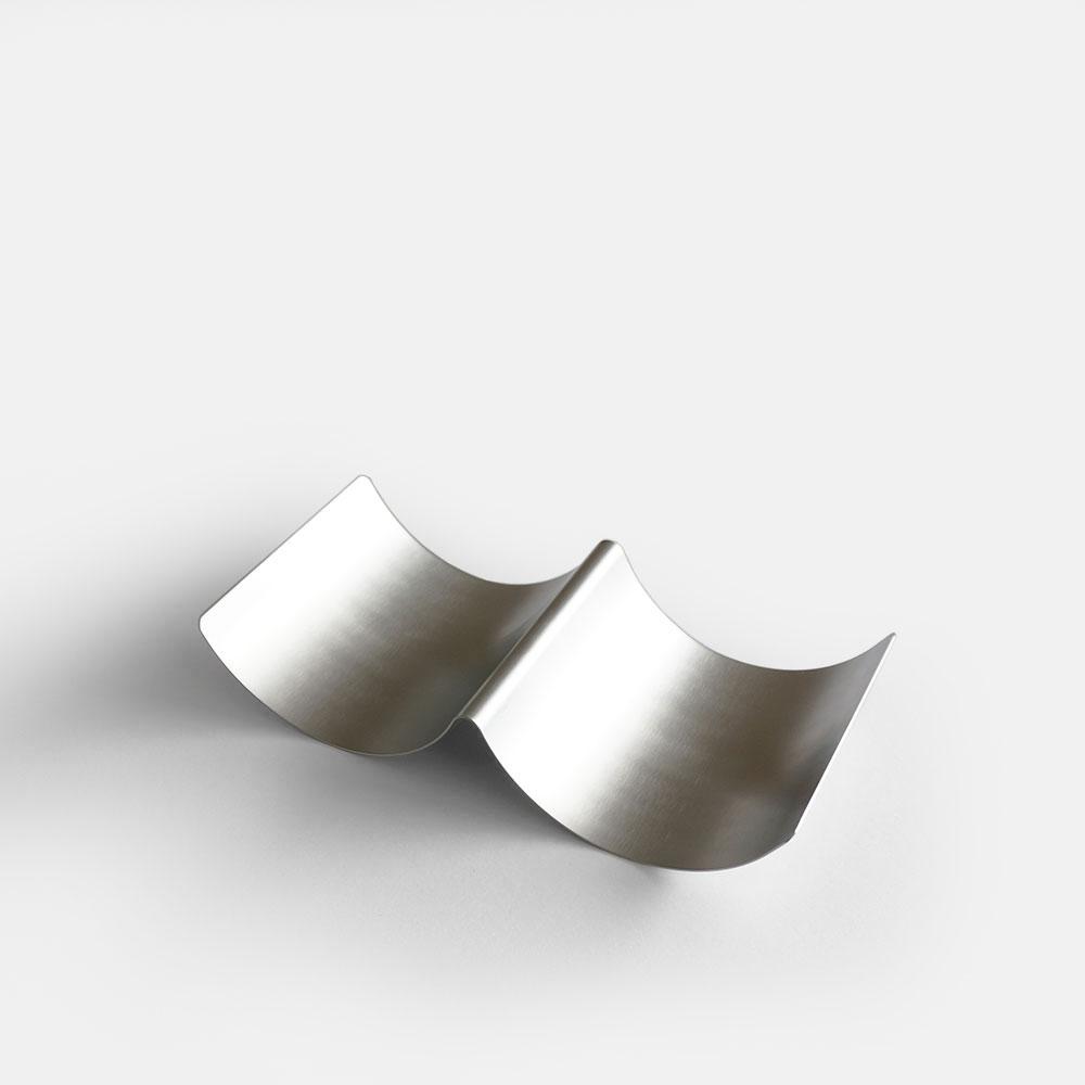 YAMASAKI DESIGN WORKS[ヤマサキデザインワークス] / トイレットペーパートレイ ダブル【toiret paper tray double/トイレットペーパーホルダー】【楽ギフ_包装】【楽ギフ_のし宛書】[111714