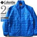 【WEB限定】【メンズ】Columbia(コロンビア) 中綿ナイロンジャケット【USA直輸入】xm5021