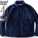 大きいサイズ メンズ ボア フリース ジャケット アウター DANIEL DODD 936-cj200427