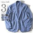 【送料無料】【大きいサイズ】【メンズ】SARTORIA BELLINI コットンチェック柄シャツジャケット azjjo-01【10P18Jun16】