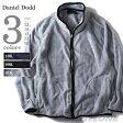 【送料無料】【大きいサイズ】【メンズ】DANIEL DODD 無地ボアフリースジャケット azcj-1504272