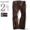 【送料無料】【大きいサイズ】【メンズ】DANIEL DODD ストレッチコーデュロイ 5ポケットパンツ azp-294
