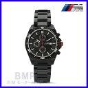 【BMW純正】【送料無料】BMW アクセサリー Mコレクション M クロノグラフ 時計