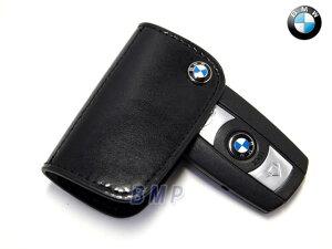 US限定・BMWレザーキーケース・ブラック