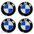 【BMW純正】BMW エンブレム BMW ホィールキャップバッジ 65mm 4枚セット