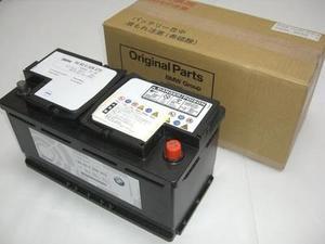 BMW・E65AGMバッテリー90A