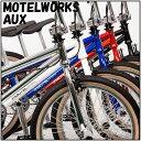 【 送料無料 】【完全組立整備済】 MOTELWORKS - AUX / フラットランド BMX 自転車 完成車 モーテルワークス