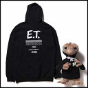 430×MILKBOY E.T. ZIP UP PARKA & E.T. PLUSH DOLLS / BMX パーカ E.T