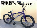 【旧型特価!!】 2016年モデル COLONY - ENDEAVOUR 21.0
