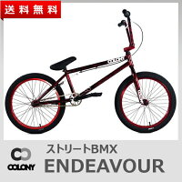 "��SALE�ۡ�����̵����2015COLONY-ENDEAVOUR21.0""BLOODYBLACKRED/BMX���ȥ꡼�ȴ����ּ�ž��"
