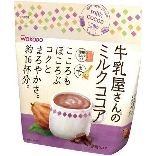 【和光堂】牛乳屋さんのミルクココア 250g袋【...の商品画像