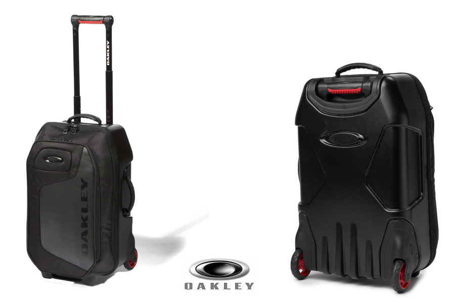 oakley bags zqe4  oakley travel bag roller