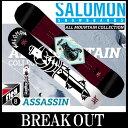 15-16 SALOMON / サロモン ASSASSIN / アサシン オールラウンド メンズ スノーボード 板 2016