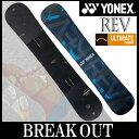 15-16 YONEX / ヨネックス REV レブ メンズ レディース スノーボード 板 2016