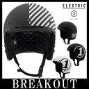 【楽天スーパーセール!!】 14-15 ELECTRIC / エレクトリック MASHMAN ヘルメット スノーボード 型落ち