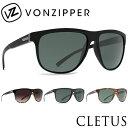 サングラス VONZIPPER ボンジッパー / CLETUS クレタス メンズ UVカット AC217001