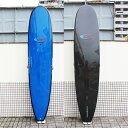 GUY TAKAYAMA / ガイタカヤマ Ali'i GT-7 9'0 BLUE/CARBON ロングボード サーフボード スタビライザー、センターフィン付き