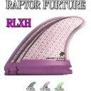 RAPTOR / ラプター RLXH FUTURE フューチャーフィン ハニカムコア 軽量 メール便送料無料