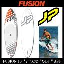 """JP AUSTRALIA / ジェーピーオーストラリア パドルボード ハードボード FUSION 10'2""""x32""""x4.4"""" AST SUP サップ お取り寄せ商品!"""