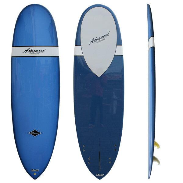 サーフボード ミニロング サーフィン アドバンス / ADVANCED 6'10 EPS A26 営業所止め 送料無料