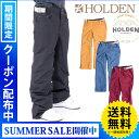 【送料無料】【あす楽対応】16-17 HOLDEN / ホールデン STANDARD pant ウエア パンツ メンズ スノーボードウェア 2017 型落ち align=