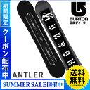 【送料無料】17-18 BURTON / バートン ANTLER アントラー メンズ 板 スノーボード 2018 型落ち align=