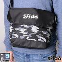 【完売】【完売】スフィーダ バッグ [osf-ba06 メッセンジャーバッグ] sfida スフィーダ バッグ 【ネコポス不可】