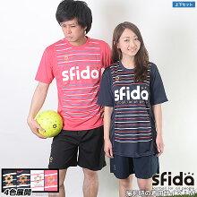 スフィーダ/sfidaプラシャツ上下セット