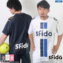 スフィーダ/sfidaプラクティスシャツ