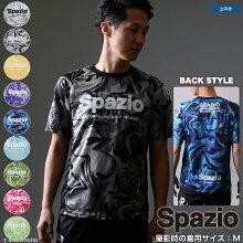 スパッツィオ/spazioMARMOプラクティスシャツ